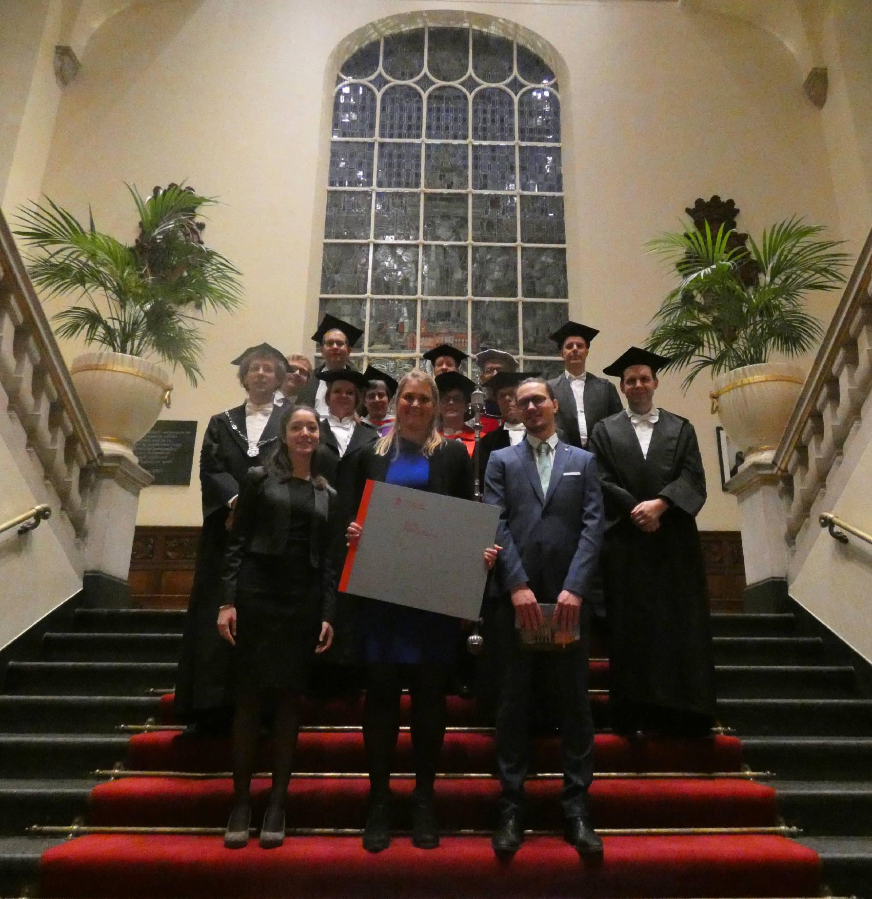 Doctoral thesis tribunal